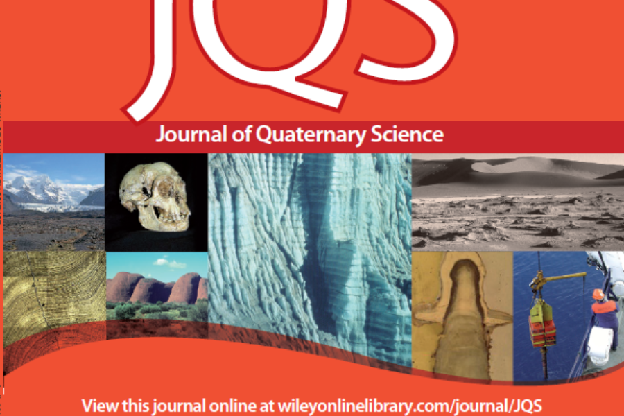 Hunter-gatherers and drastic climate change – new volume published in the Journal of Quaternary Science