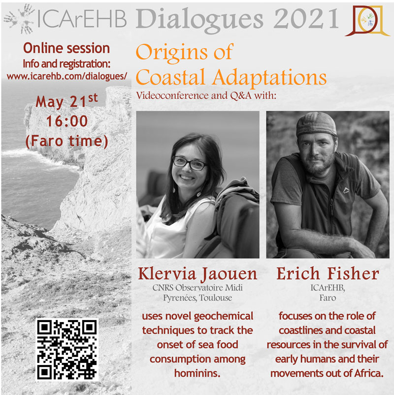 "ICArEHB Dialogues presents ""Origins of Coastal Adaptations"""