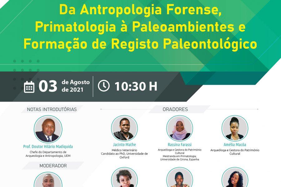 ICArEHB in event from Universidade Eduardo Mondlane, in Mozambique